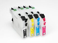Refillable Ink Cartridges for Brother LC133 LC-133 for MFC-J6920D MFC-J6920DW