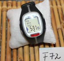 POLAR RS200 Heart Rate Monitor wrist watch only LCD Quartz Watch F72