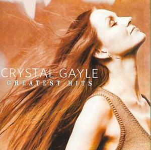 CRYSTAL GAYLE - GREATEST HITS [CAPITOL] NEW CD