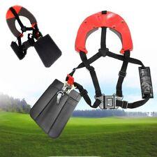 Strimmer Padded Belt Double Shoulder Harness Strap for Brush Cutter& Trimmer