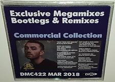 DMC COMMERCIAL COLLECTION 422 MARCH 2018 BRAND NEW 3CD DJ REMIX SERVICE