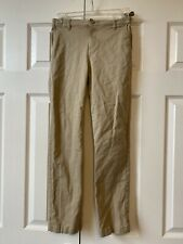 boys Old Navy khaki Uniform pants size 14 Skinny