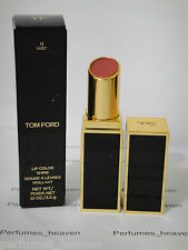 Tom Ford Lip Color Shine  # 13 LUST  0.12oz / 3.5g New In Box