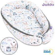 🔥NEU Baby Nestchen Babykokon Kuschelnest Babynest Nest Kokon Baumwolle ★ Tiere