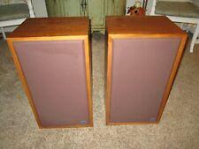 American Monitor Model 12  Speakers - Vintage- RARE!