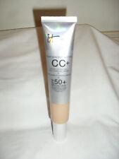 IT COSMETICS CC Cream SPF 50 ANTI AGING MEDIUM FULL COVERAGE 2.53 oz -NEW SCUFF