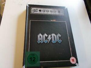 AC/DC,BACKTRACKS,2 CD,DVD PLUS BOOKLET,2017