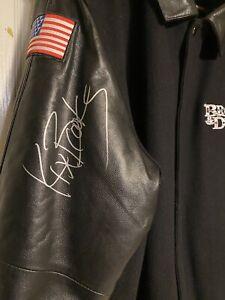 Official Autographed  Brooks & Dunn Concert Tour Jacket  Sz Large