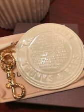 LOUIS VUITTON VERNIS TRUNKS & BAGS COIN WALLET TINKERBELL - NWT - FRANCE