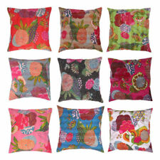 """Abstract Square Decorative Cushions & Pillows 20x20"""" Size"""