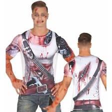 Photoréalistes Suicide Terminator T-Shirt Adulte Déguisement Halloween