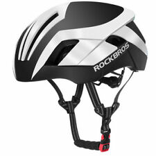 Rockbros Mountain Cycling Helmets Bike MTB Road Helmet 3 in 1 Protective White