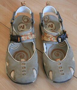 Merrell Sandalen Schuhe Damenschuhe Gr.38 Vibram