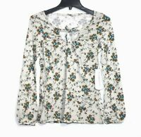 Royal Robbins - Women's XS - NWT$58 - Floral Long Sleeve Organic Cotton Tee