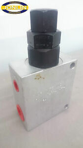 SNAP TITE INC MHV10-T4P-40A-4 Single Over Center Valve (Counter Balance Valve)