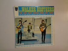 "WALKER BROTHERS: Sun Ain't Gonna Shine Anymore + 3-France 7"" 1966 Philips EP PCV"