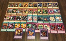 Yu-Gi-Oh Joey Anime Deck + Extra Deck Red-Eyes Flame Swordsman Thousand Dragon
