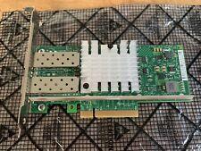 Intel X520-DA2 Dual 10GE PCIe Ethernet SFP card