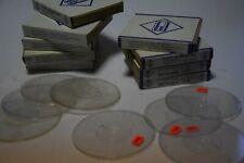 40x Weberling Leerspulen für Magnettonband 0,8mm + O,45mm