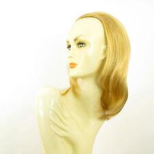 DT Half wig HairPiece extensions light golden blond 15.7  REF :21/lg26