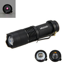 OSRAM  5W Zoomable Infrared Light Flashlight Hunting Torch Night Vision IR 850nm