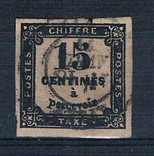 T6793 - TIMBRE DE FRANCE - Taxe N° 3 Oblitéré