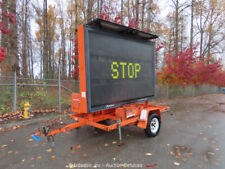 """New listing American Electronic Sign Co T4 12'x80"""" Display Solar Electric S/A -Parts/Repair"""