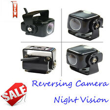 Car Reversing Parking Camera Night Vision Wide Angle View Waterproof HD Plug-in