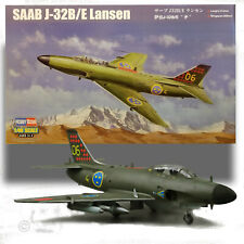 HOBBY BOSS 1/48 SAAB J-32B/E LANSEN (LANCE) MODEL KIT 81752