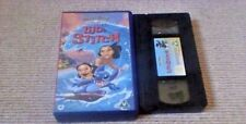 Lilo & Stitch WALT DISNEY UK PAL VHS VIDEO 2003 Chris Sanders Tia Carrere Elvis