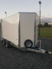 Ifor Williams Commercial Car Transporters