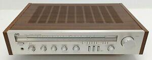 Vintage JVC R-1X Stereo Receiver AM/FM Tape Phono - WORKS