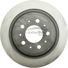 One New OPparts Disc Brake Rotor Rear 40553065 for Volvo 850 C70 S70 V70