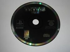 Tetris Plus (Sony PlayStation 1, 1996) Disc Only