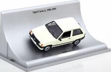 1:43 Schuco Opel Corsa A 1982-1993 white