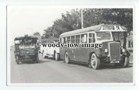 tm5781 - Steam Lorry Pendle Queen & Exeter Corporation Bus - photograph