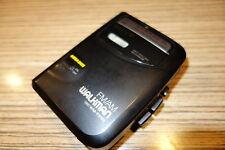 Sony Walkman MC + Radio WM FX103 Auto Reverse Cassetten Player (78)