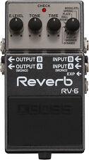 Boss RV-6 RV6 Reverb Digital Reverb Pedal New