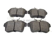 PEUGEOT 3008 1.2, 1.6 HDi, 1.6 VTi 2.0 HDi 2008-2015 REAR BRAKE PADS SET OF 4