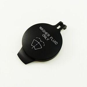 11-14 Billet Washer Fluid Cap Technology Black Charger 300 JEEP Ram Dakota