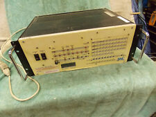 SAIC TME Tester 012-355-900-00 LVDS Port FIU RPU Patco AC USB Input 90-120 VAC