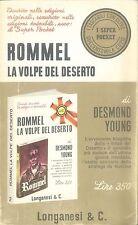 ROMMEL LA VOLPE DEL DESERTO - DESMOND UPUNG