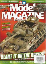 TAMIYA MODEL MAGAZINE INTERNATIONAL UK ISSUE 257 MARCH 2017.