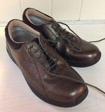 DREW Tulip Shoes Orthopedic Comfort Women's 7 M 10202-9Q Last Bronze Leather