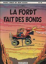 FRANCIS. Marc Lebut 14. La Ford T fait des bonds. Dupuis 1980. EO. neuf