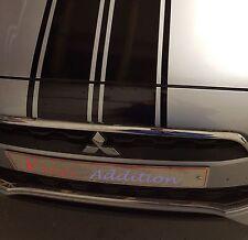 vinyl self adhesive viper stripes 2M x 320mm will fit any car