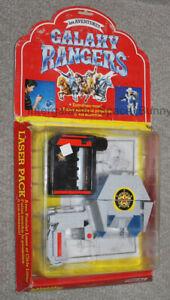 1986 Galoob Galaxy Rangers Laser Pack Set Sealed & Unused