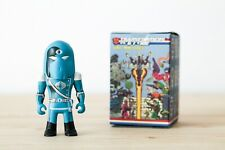Kidrobot Transformers vs. G.I. JOE mini Cobra Commander vinyl figure