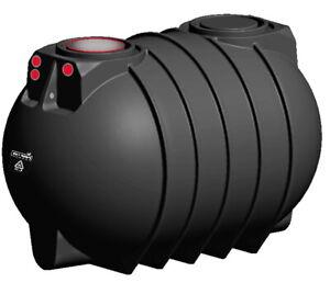 10000 l Wassertank Erdtank Zisterne Tank Regenwassertank Regenwassernutzung