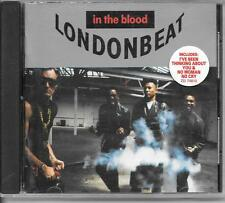 CD ALBUM 12 TITRES--LONDON BEAT--IN THE BLOOD--1990